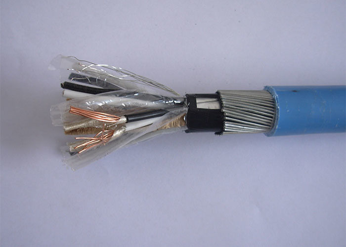 IS And OS Multi Pair Shielded Cable SWA 1.5mm2 Instrumentation And Control Cables